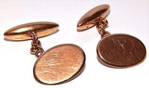 100%本物 【送料無料】メンズアクセサリ― ビンテージアールデコローズゴールドカフスボタンカフリンクスvintage art cuff deco c1911 9ct rose rose gold cufflinks cuff links 56g c1911, バレエ用品フロリナ:f8fd6848 --- superbirkin.com