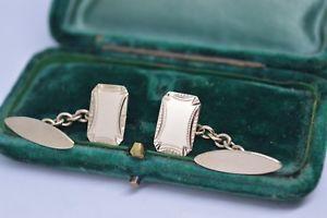 【送料無料】メンズアクセサリ― ヴィンテージゴールドデザインカフリンクスvintage with 9ct gold cufflinks engraved b567 cufflinks with a stunning design 381g 1836 b567, ユキポート:159ff98d --- sunward.msk.ru
