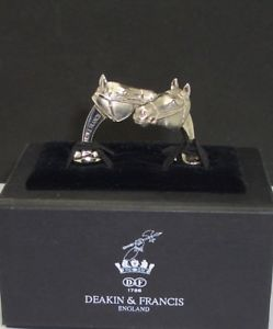【送料無料】メンズアクセサリ― ディーキンフランシスカフリンクヘッドカフスボタンdeakin silver amp; francis cuff links links silver horse cuff head cufflinks, 特上ひもの ぴん太郎:4e2690a5 --- sunward.msk.ru