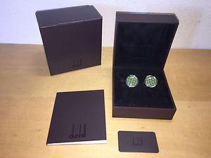 【送料無料】メンズアクセサリ― アルフレッドダンヒルカフスボタンスチールスチールシルバーシルバーボックスペーパーalfred dunhill twins cufflinks steel steel silver silver box amp; papers