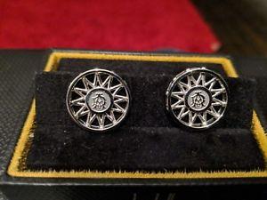【送料無料】メンズアクセサリ― ダンヒルカフリンクスdunhill ferris wheel cufflinks
