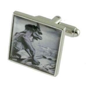 【送料無料】メンズアクセサリ― ガーゴイルモンスターカフスボタンソリッドスターリングシルバーパーソナライズボックスオンgargoyle monster cufflinks solid sterling silver 925 personalised engraved box