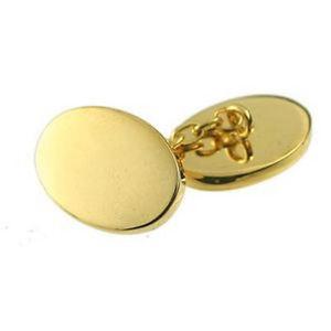 【送料無料】メンズアクセサリ― カフリンクスゴールドチェーンカフリンクスダブルチェーンプレーンカフリンクスcuff links gold chain cufflinks~double~chain~plain cufflinks select gift pouch