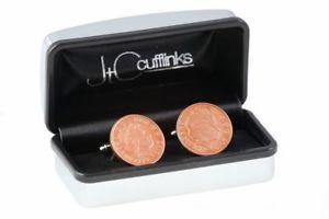 【送料無料】メンズアクセサリ― コインカフスボタンメンズブロンズ2010 coin cufflinks quality mens 8th wedding anniversary bronze in 2018