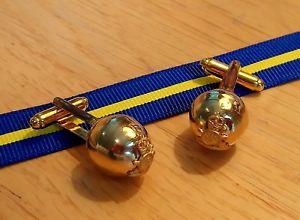 【送料無料】メンズアクセサリ― rhaボールボタンカフスリンクroyal horse artillery rha regimental ball button cufflinks