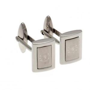 【送料無料】メンズアクセサリ― チェルシーステンレスカフスリンクフットボールクラブchelsea stainless steel framed cufflinks gift icial licensed football club