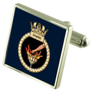 【送料無料】メンズアクセサリ― hmsカフスリンクroyal navy hms daring cufflinks