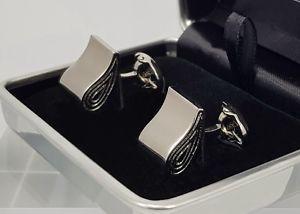 polished ian 【送料無料】メンズアクセサリ― designer 3dペーズリーパターンイアンフラハティーユニークデザイナーカフスリンクカフスリンク3d pattern by unique flaherty, cufflinks paisley cufflinks