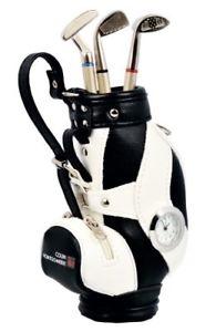 【送料無料】メンズアクセサリ― ゴルフバッグノベルティーペンセットgolf bag novelty pen set cmggphc men s
