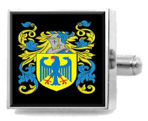 【送料無料】メンズアクセサリ― ビーティースコットランドアームカフリンクスパーソナライズケースコートbeattie scotland family crest surname coat of arms cufflinks personalised case