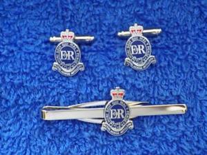 【送料無料】メンズアクセサリ― カフリンクタイグリップクリップセットroyal horse artillery rha cuff link and tie grip clip gift set