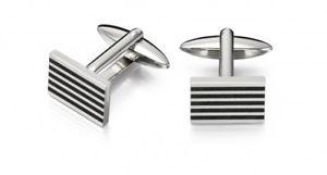 【送料無料】メンズアクセサリ― フレッドベネットストライプカフリンクスfred bennett stripe cufflinks