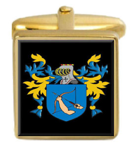 Poltava City Ukraine Flag Cufflinks Engraved Box