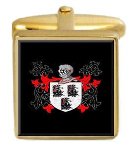 【送料無料】メンズアクセサリ― ブースアイルランドカフスボタンボックスセットファミリークレストコートbooth ireland family crest coat of arms heraldry cufflinks box set engraved