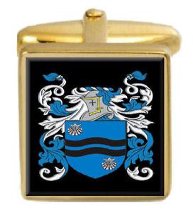 【送料無料】メンズアクセサリ― アイルランドカフスボタンボックスセットファミリークレストコートmorrissy ireland family crest coat of arms heraldry cufflinks box set engraved