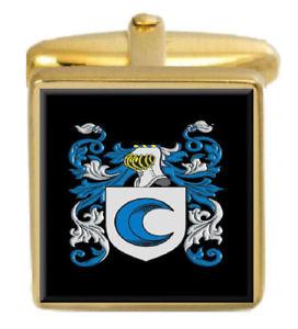 【送料無料】メンズアクセサリ― スコットランドカフスボタンボックスセットファミリークレストコートaiton scotland family crest coat of arms heraldry cufflinks box set engraved