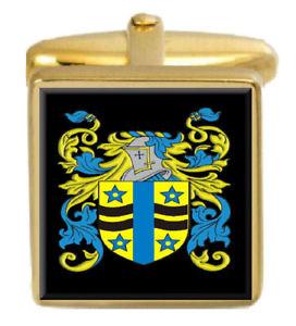 【送料無料】メンズアクセサリ― マコーリースコットランドカフスボタンボックスセットファミリークレストコートmacauley scotland family crest coat of arms heraldry cufflinks box set engraved
