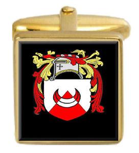 【送料無料】メンズアクセサリ― チャップマンスコットランドカフスボタンボックスセットファミリークレストコートchapman scotland family crest coat of arms heraldry cufflinks box set engraved
