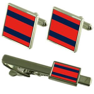 【送料無料】メンズアクセサリ― ロイヤルエンジニアタイクリップカフスボタンマッチングセットarmy corps of royal engineers trf tie clip cufflinks matching set