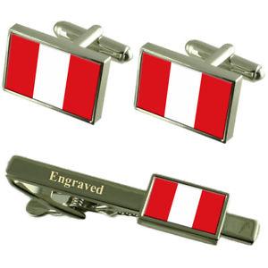 【送料無料】メンズアクセサリ― ナミュールベルギーカフスボタンタイクリップセットnamur city belgium flag cufflinks engraved tie clip set