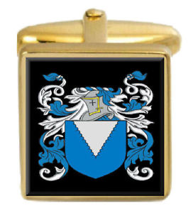 【送料無料】メンズアクセサリ― イングランドカフスボタンボックスセットファミリークレストコートanstee england family crest coat of arms heraldry cufflinks box set engraved