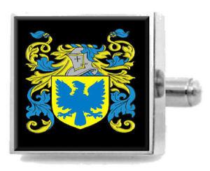 【送料無料】メンズアクセサリ― イギリスカフスボタンボックスhodinott england heraldry crest sterling silver cufflinks engraved box