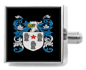 【送料無料】メンズアクセサリ― ゴスイングランドカフスボタンメッセージボックスgosse england heraldry crest sterling silver cufflinks engraved message box