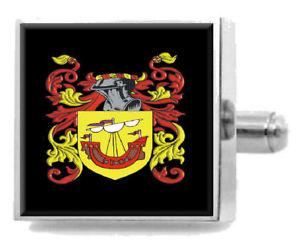【送料無料】メンズアクセサリ― ホワイエスコットランドカフスボタンメッセージボックスfoyer scotland heraldry crest sterling silver cufflinks engraved message box