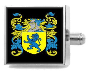 【送料無料】メンズアクセサリ― タリーアイルランドスターリングカフスリンクメッセージボックスtully ireland heraldry crest sterling silver cufflinks engraved message box