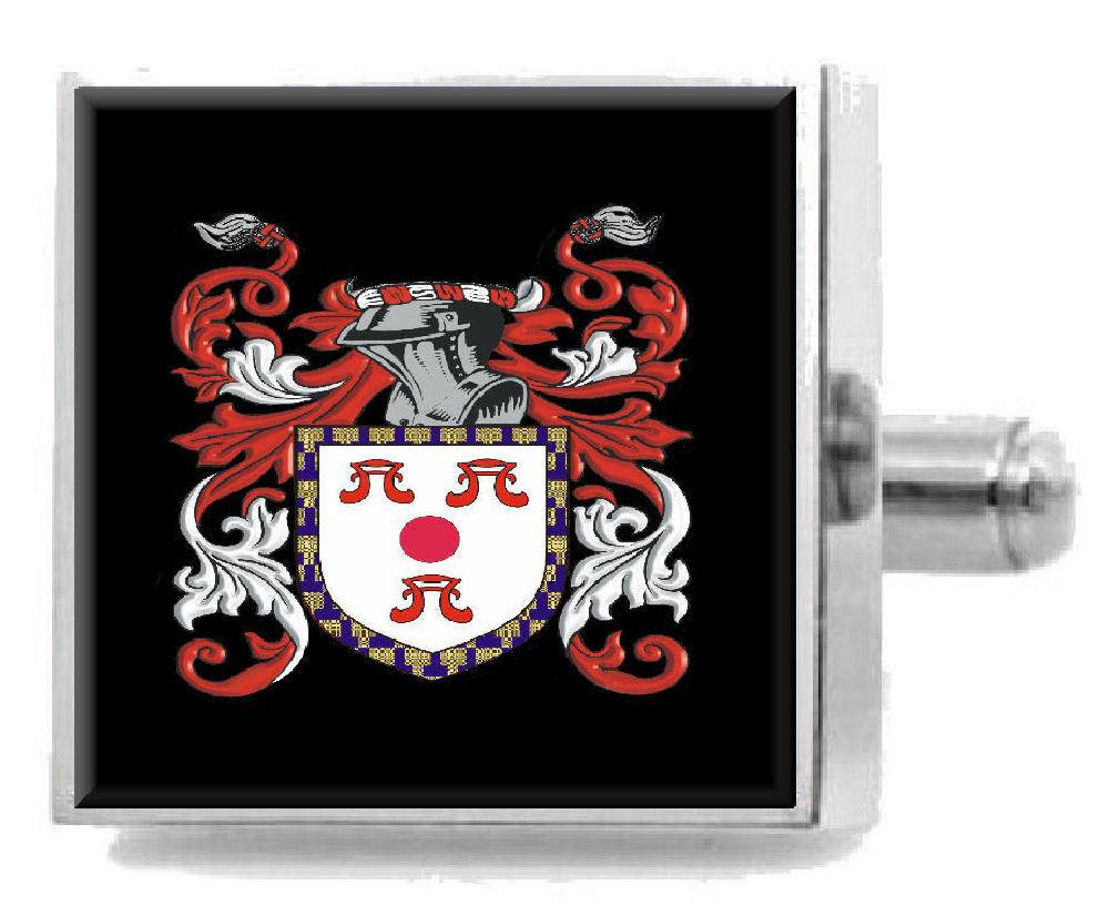 【送料無料】メンズアクセサリ― langstaffスターリングカフスリンクlangstaff england heraldry crest sterling silver cufflinks engraved box