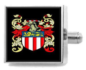 【送料無料】メンズアクセサリ― ラングフォードイングランドカフスボタンボックスlangford england heraldry crest sterling silver cufflinks engraved box