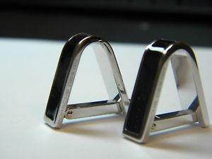 【送料無料】メンズアクセサリ― ポルシェデザインスターリングシルバーシルエットデルタカフスボタンボックスブランドporsche box design sterling design silver silhouette delta cufflinks brand brand in box, 茨城県:01f47571 --- sunward.msk.ru