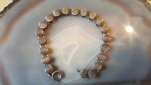 【送料無料】メンズアクセサリ― デザイナーソリッドシルバーモダニストブレスレットフィンランドシルバーdesigner solid silver modernist bracelet kultateollisuus ky finland silver