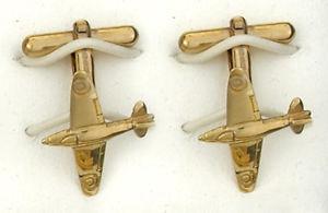 【送料無料】メンズアクセサリ― イエローゴールドカフリンクス9ct yellow gold cufflinks