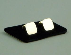 【送料無料】メンズアクセサリ― ファインkゴールドカフスボタンロンドングラムfine 9k gold gentlemans cufflinks london 1996 14 grams