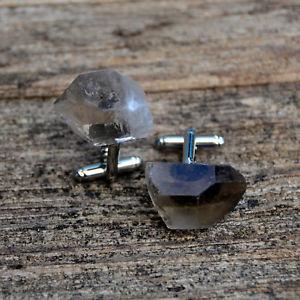 【送料無料】メンズアクセサリ―  エネルギーsmoky quartz healing and energy