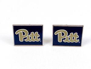 【送料無料】メンズアクセサリ― ピッツバーグカフリンクスカスタムパンサーズピットuniversity of pittsburgh cufflinks ncaa custom college panthers pitt