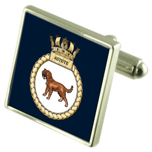 【送料無料】メンズアクセサリ― ロイヤルネイビーカフリンクスroyal navy hms astute cufflinks