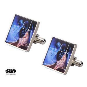 【送料無料】メンズアクセサリ― カフスボタンスターウォーズスターウォーズボックスカフリンクスcufflinks star wars icial star wars icial cufflinks in box