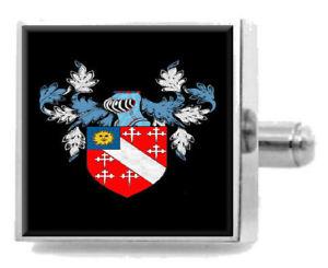【送料無料】メンズアクセサリ― ハワードイングランドアームカフリンクスパーソナライズケースコートhoward england family crest surname coat of arms cufflinks personalised case