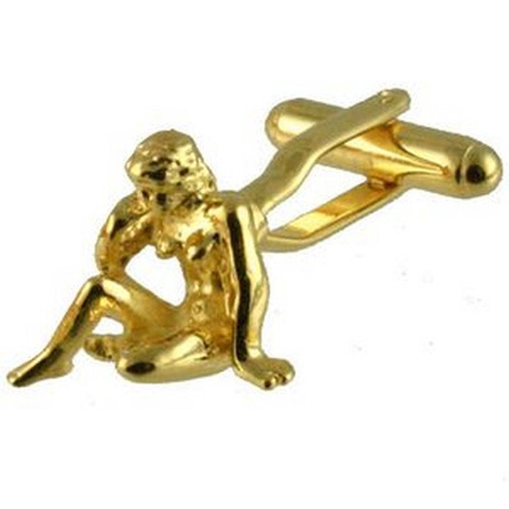 【送料無料】メンズアクセサリ― カフリンクスカフスボタンゴールドサインインボックスcuff links virgo cufflinks star sign gold birthday engraved personalised box