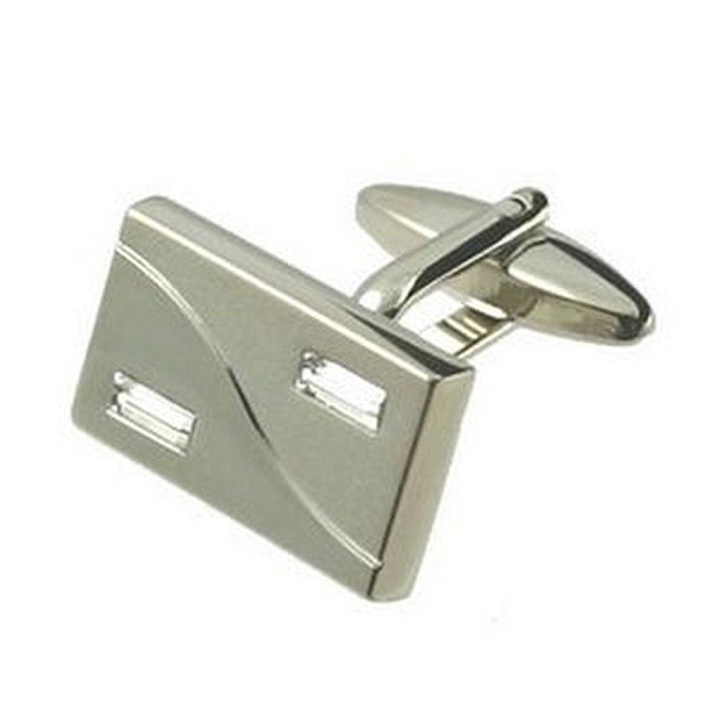 【送料無料】メンズアクセサリ― カフリンクスファッションカフスボタンクリスタルコントラストボックスオンcuff links fashion cufflinks crystal contrast white engraved personalised box
