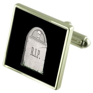 【送料無料】メンズアクセサリ― メッセージボックスheadstone cin engraved keepsake message box