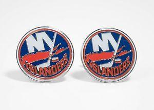 【送料無料】メンズアクセサリ― ニューヨークカフスボタン york islanders cufflinks nhl
