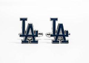 【送料無料】メンズアクセサリ― ロサンゼルスドジャースカフスボタンリーグラlos angeles dodgers cufflinks mlb baseball la