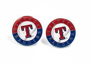 【送料無料】メンズアクセサリ― テキサスレンジャーズカフリンクスリーグtexas rangers cufflinks mlb baseball