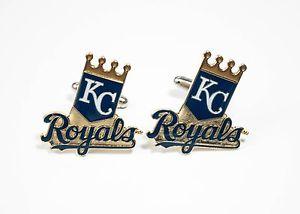 【送料無料】メンズアクセサリ― カンザスシティーロイヤルズカフリンクスリーグkansas city royals cufflinks mlb baseball