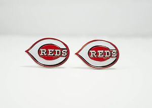 【送料無料】メンズアクセサリ― シンシナティレッズカフリンクスリーグcincinnati reds cufflinks mlb baseball