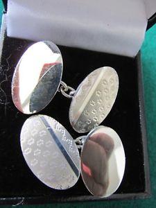 【送料無料】メンズアクセサリ― ヘンリーゴールドシルバーカフリンクスhenry grifiths amp; sons gold amp; silver cufflinks