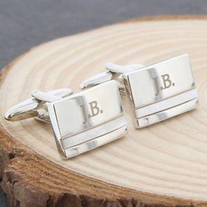 【送料無料】メンズアクセサリ― パールカフリンクスカフリンクスinitial cufflinks mother of pearl engraved cufflinks